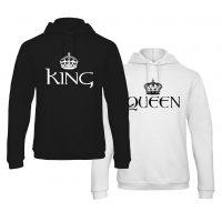 Hoodie King & Queen