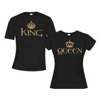 King & Queen Gold