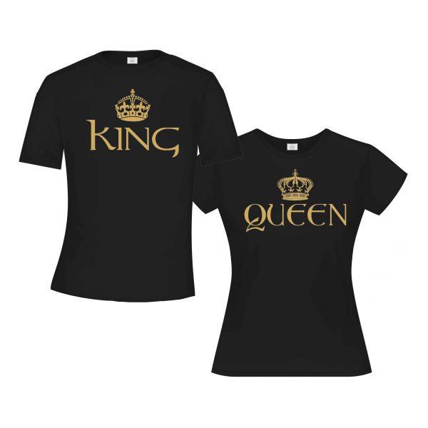 King & Queen Gold