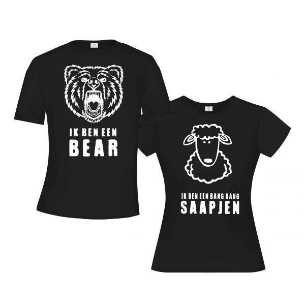 Bear & bang bang saapjen