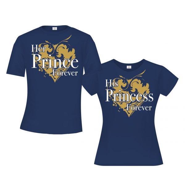 Her Prince His Princess