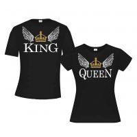 King & Queen Wings