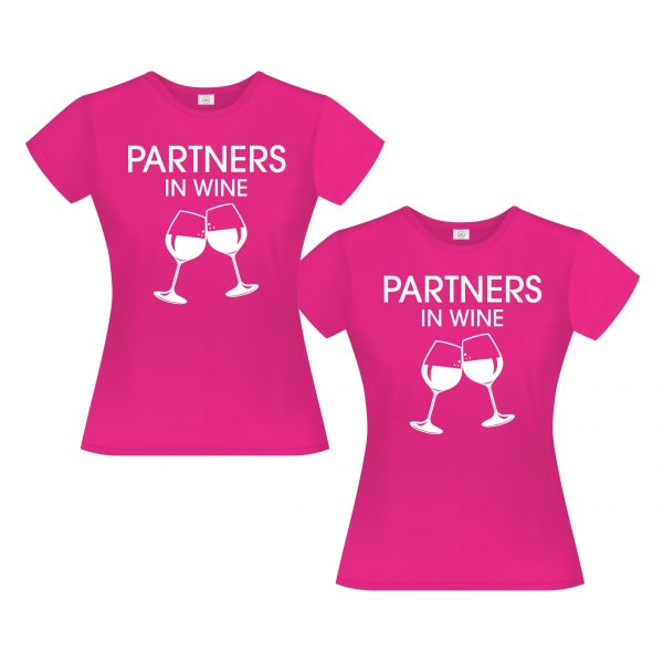 T-shirts voor vriendinnen
