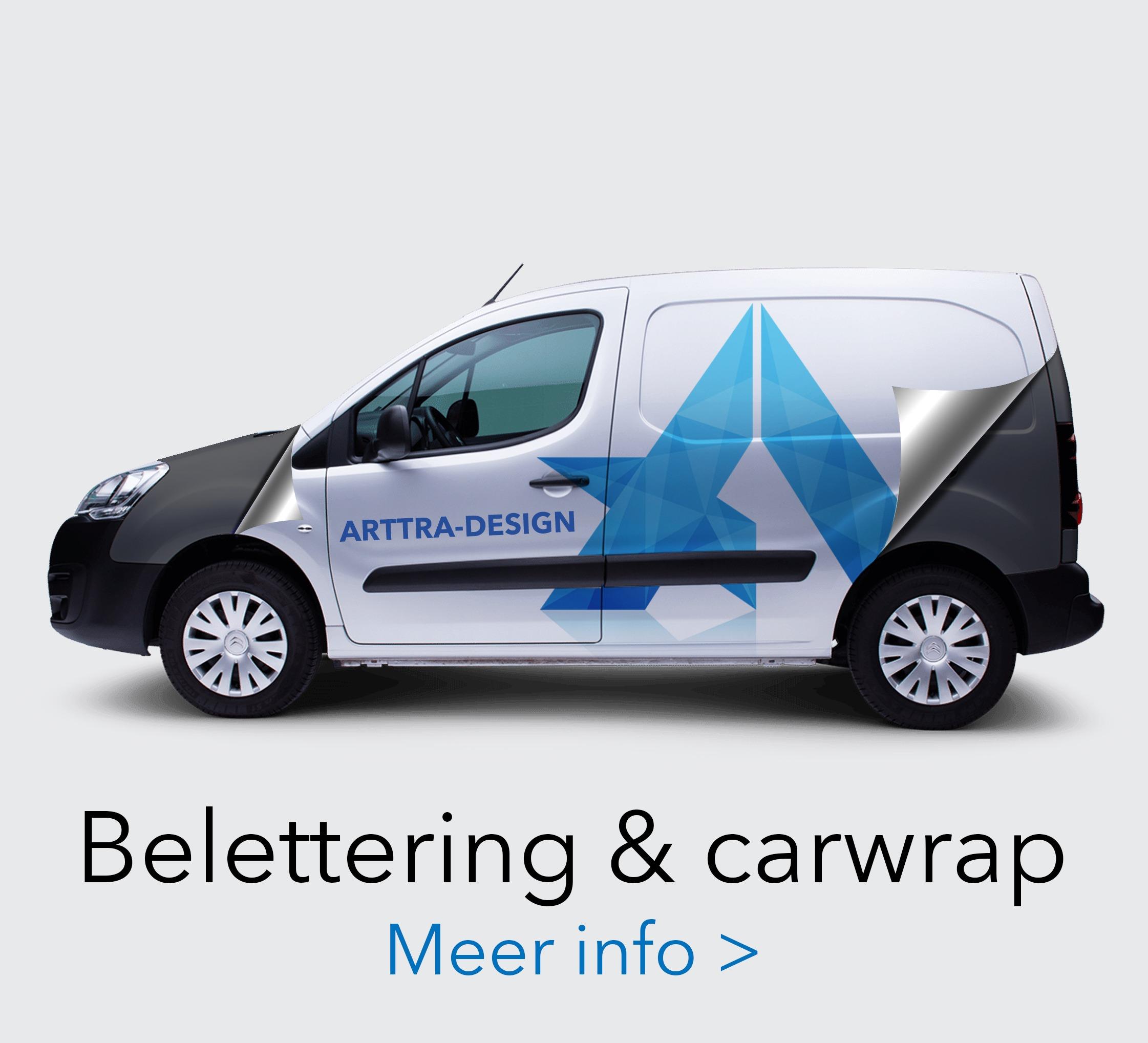 Belettering & carwrap