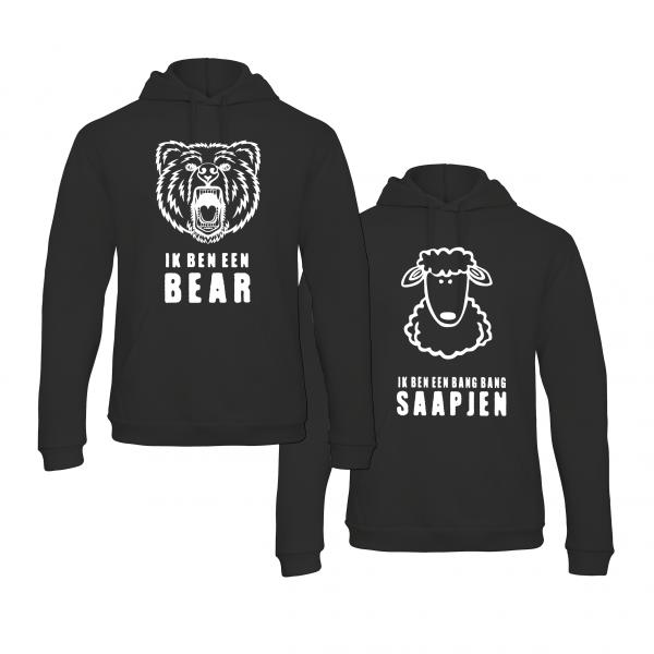 Bear en saapjen