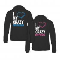 Crazy Love hoodies