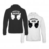 Forever love hoodies