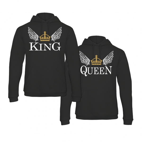 King & Queen Wings