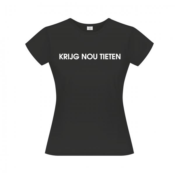 T-shirts met grappige teksten