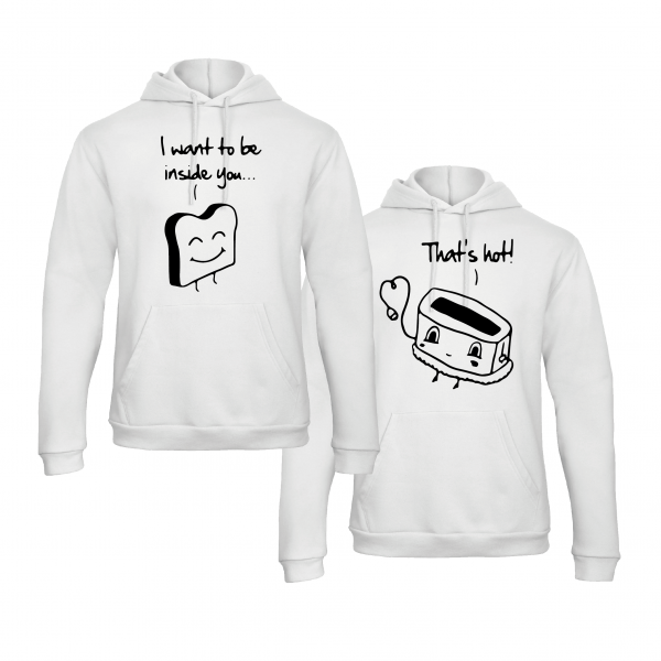 Toast & Roaster love hoodies