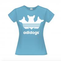 T-shirt Adidogs