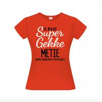 T-shirt super gekke metie
