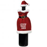 Kerstjurk fles