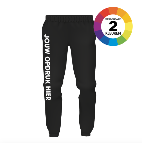 Joggingbroek bedrukken
