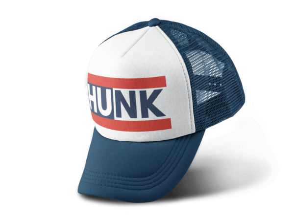 Truckercap hunk pet