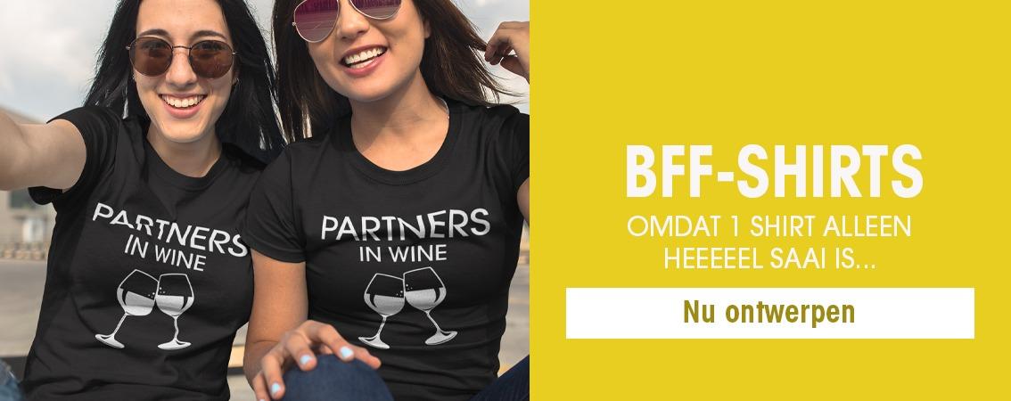 BFF shirts ontwerpen