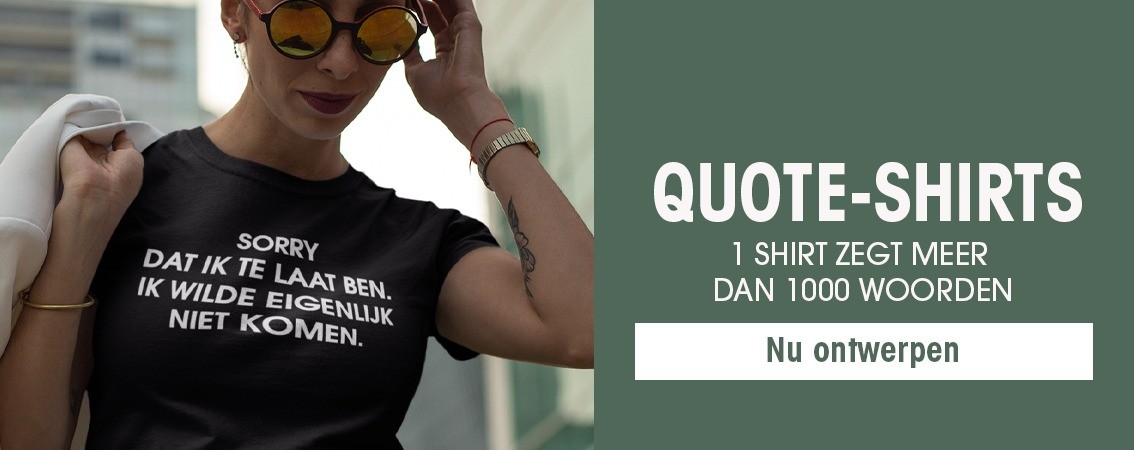 Grappige t-shirts ontwerpen