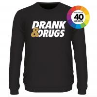 Drank & Drugs t-shirt