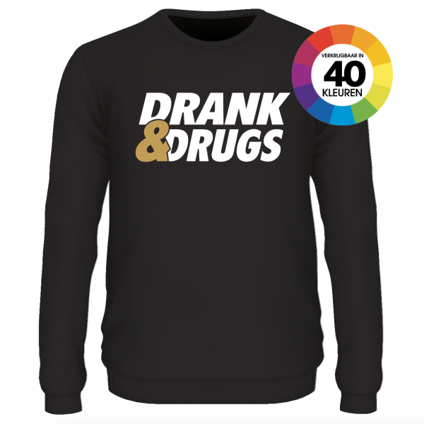 Drank & Drugs t-shirt