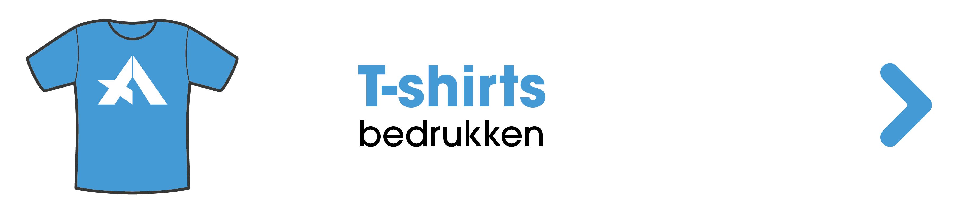 T-shirts bedrukken