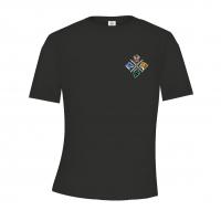 Game Of Thrones t-shirt borstlogo zelf ontwerpen