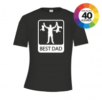 Best Dad t-shirt