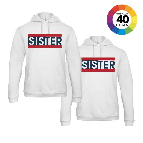 Sisters trui met logo