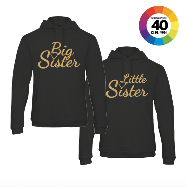 Big Sister & Little Sister set
