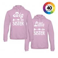 Big Sister & Little Sister Heart